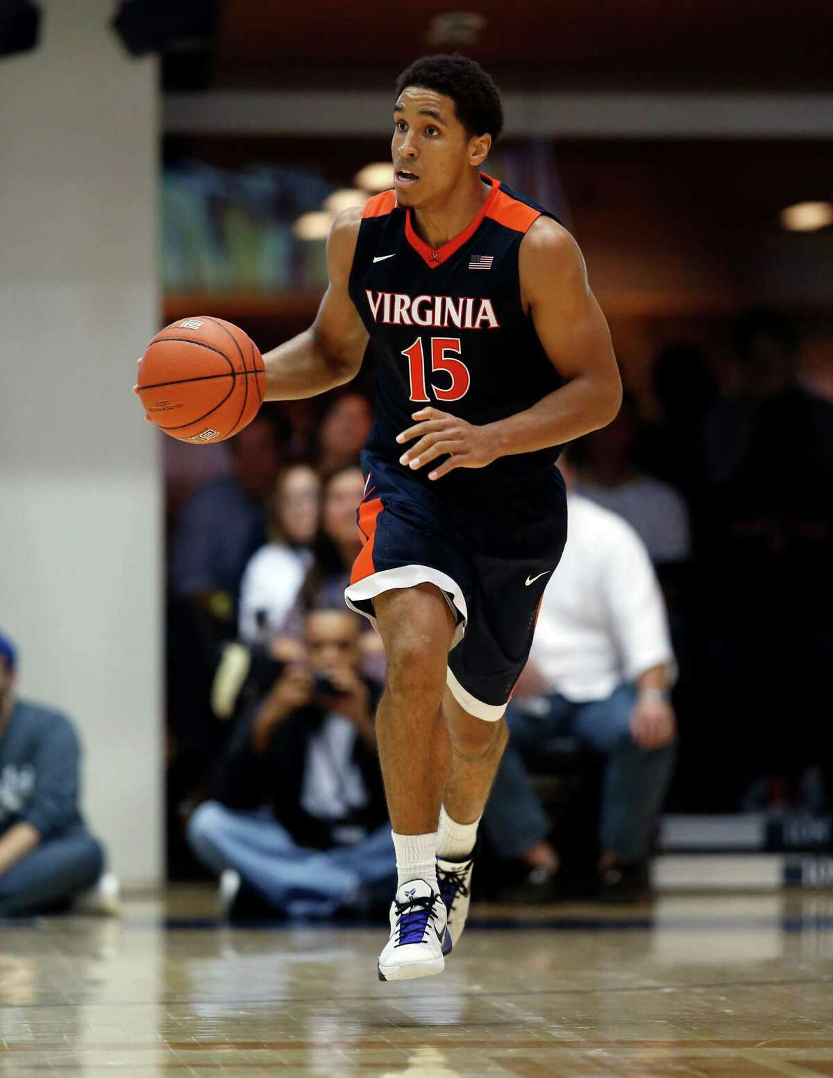 Top four upsets The season started last week, and several of the top teams were surprised in games that were considered easy wins. 3. No. 6 Virginia got a wakeup call earlier this week when unranked George Washington beat the Cavaliers 68-73.