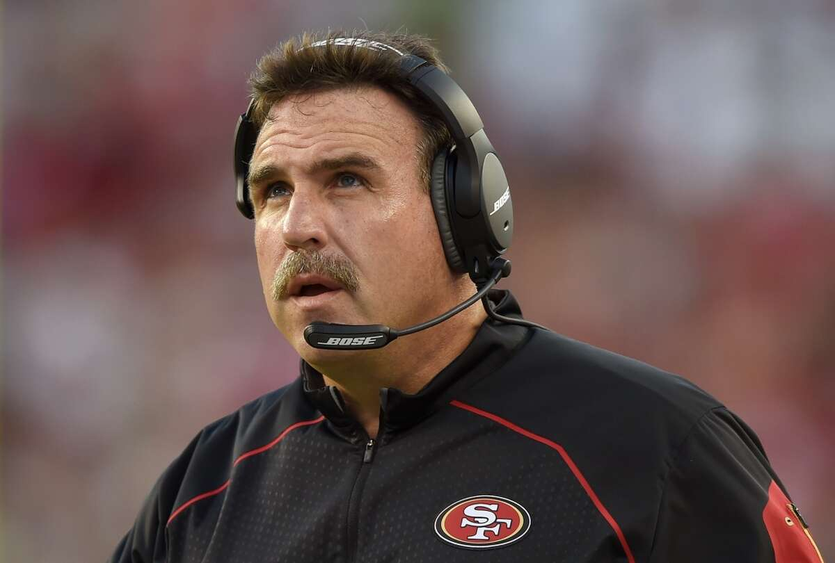 32. Jim Tomsula, San Francisco The 49ers have three victories in his first season, but they've scored fewer touchdowns than any team in the league. He doesn't figure to last long as a head coach.