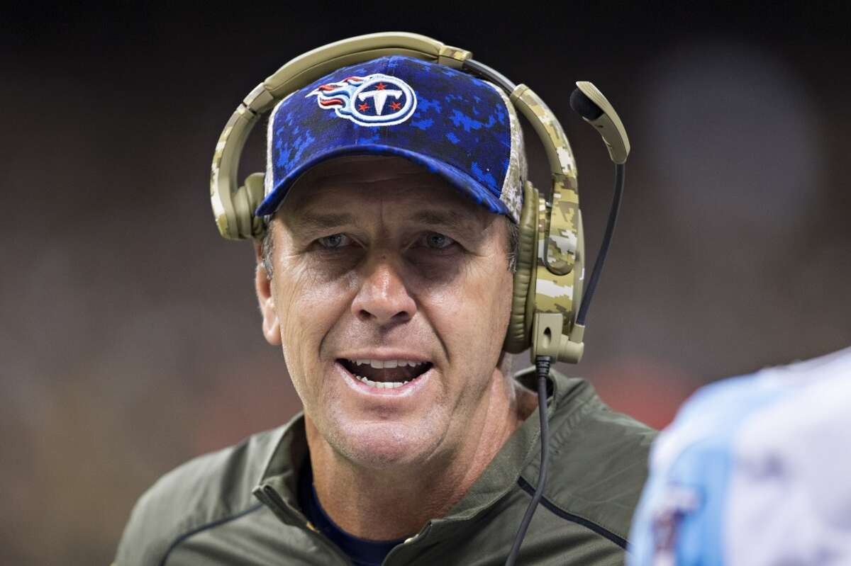 31. Mike Mularkey, Tennessee The interim coach of the Titans is 1-1 since replacing the fired Ken Whisenhunt. He's been fired as head coach at Buffalo and Jacksonville and is doubtful to get the job on a permanent basis.