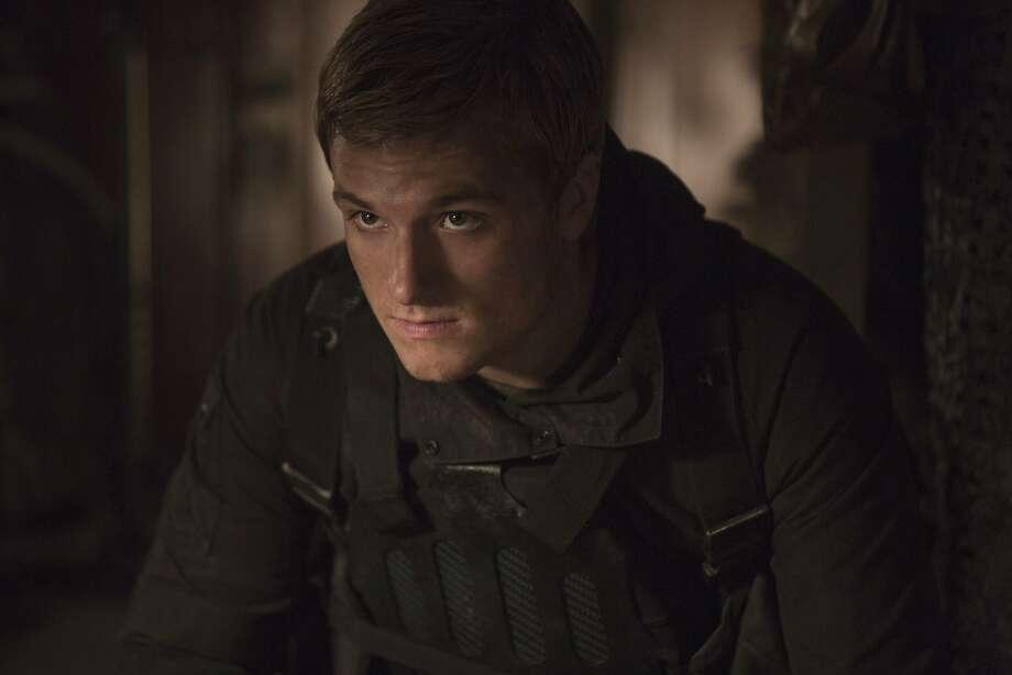 "Josh Hutcherson as Peeta in ""The Hunger Games"" Sorry, he's a weenie. He just is. Photo: Murray Close, Associated Press"