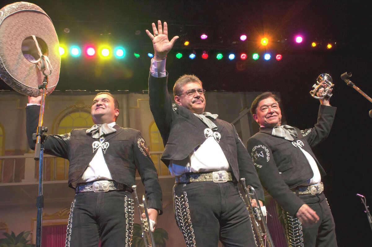 Mariachi Vargas de Tecalitlán headlines Saturday's 21st annual Mariachi Vargas Extravaganza concert.