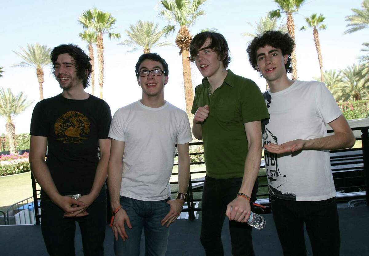 Tokyo Police Club will be onstage during the Untapped Festival at Lone Star Brewery Saturday.