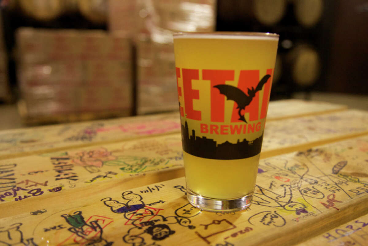 Freetail Brewery will be among the 50 small breweries.