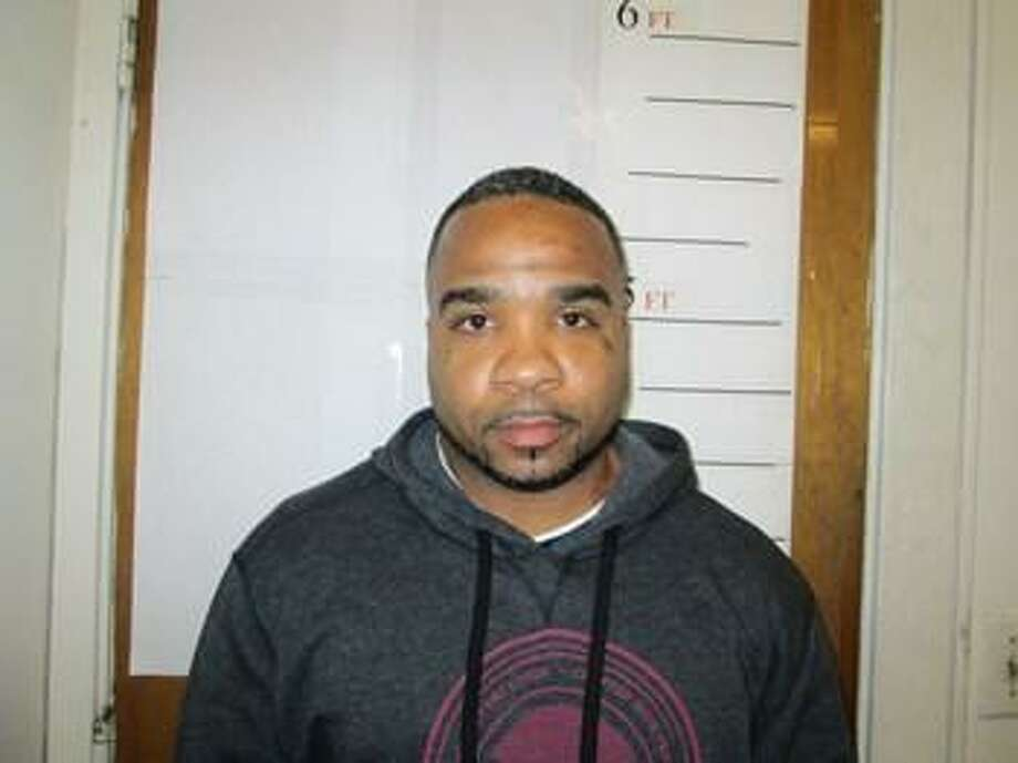 Robert Terrance Jackson Jr., pictured in a Department of Corrections photo. Photo: Department Of Corrections