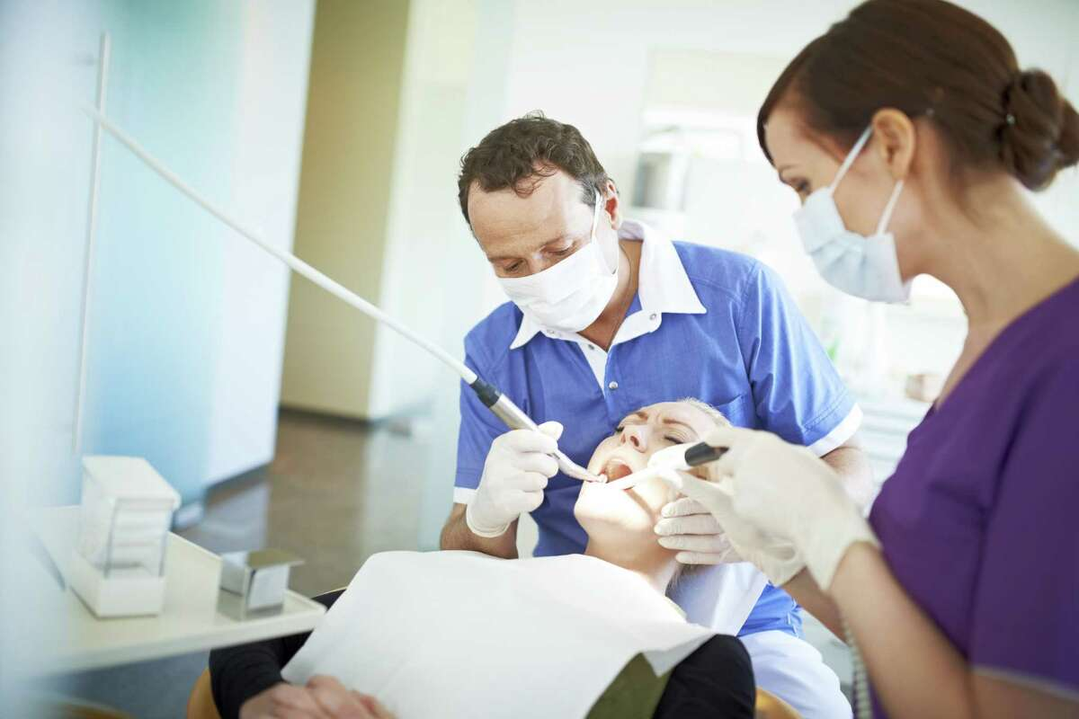 No dental insurance? Go to the UOP or UCSF dental school, where you can get great work done for almost nothing. One staffer at SFGATE actually did this. Subsequent dentists said it was amazingly well-done work.