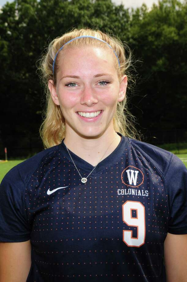 Western Connecticut State University women's soccer player Autumn Sorice of Bethel. Photo: Photo Courtesy Of WCSU Athletic / Photo Courtesy Of WCSU Athletic / News-Times Contributed