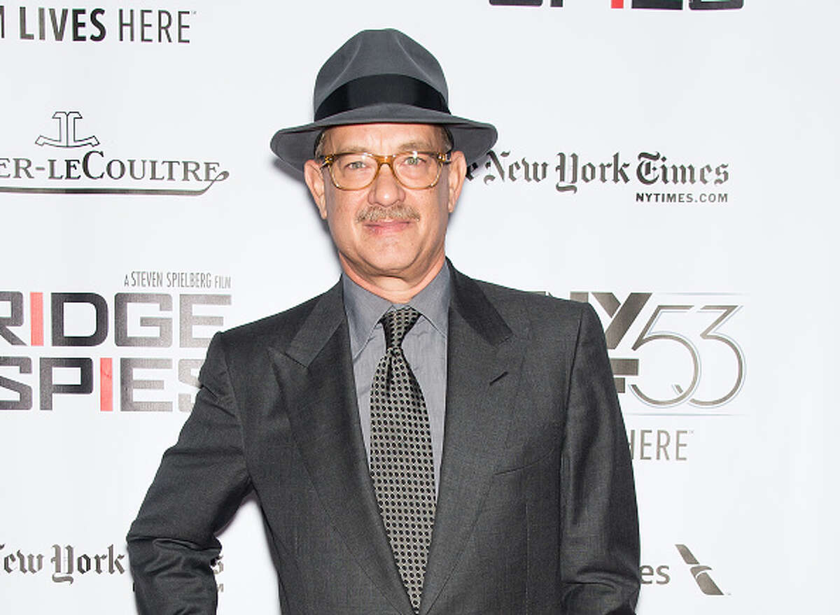 Tom Hanks has been both Harry Lauder and Johnny Madrid at times.