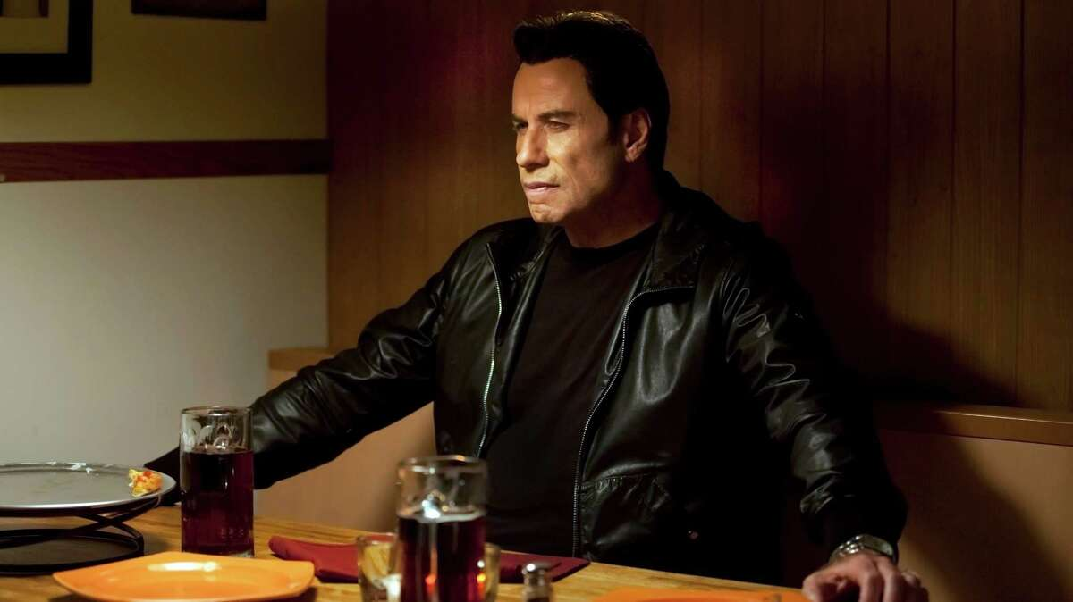 John Travolta in the thriller