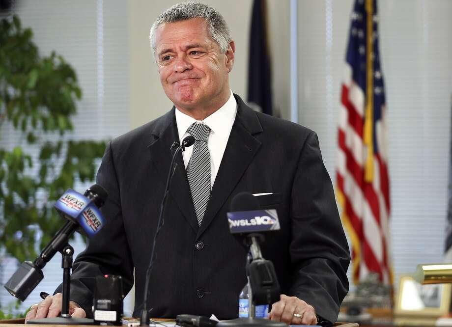 Mayor David Bowers of Roanoke, Va. Photo: Heather Rousseau, Associated Press