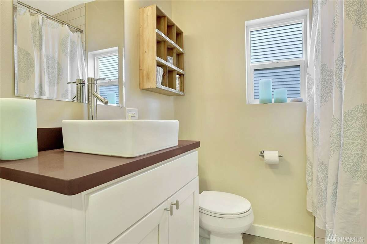 A bathroom in 3443 10th Ave. W.