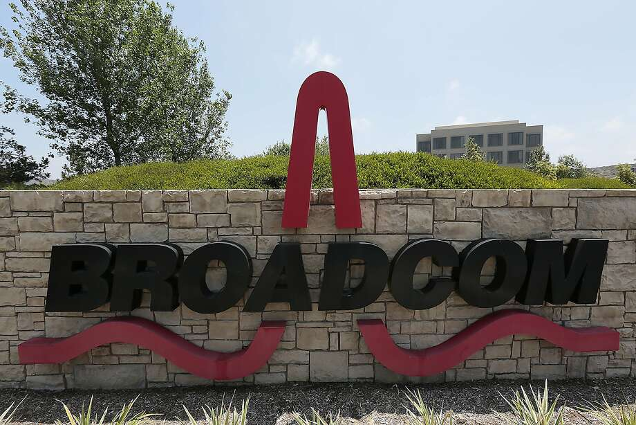 Broadcom Corp. has agreed to be acquired by Avago Technologies Inc. for $37 billion. The deal is not even in the top 10 global mergers announced this year. Photo: Robert Gauthier, McClatchy-Tribune News Service