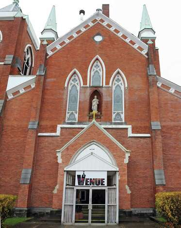 Dan and Jennifer O'Neill's The Venue at St. Joseph's, their renovated church now an event space Wednesday Nov. 11, 2015 in Cohoes, NY.  (John Carl D'Annibale / Times Union) Photo: John Carl D'Annibale / 00034138A