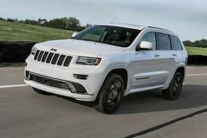 2016 Jeep Grand Cherokee even more grand mid-size SUV - Photo