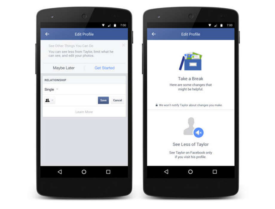 Facebook is testing a way to make breakups easier - Houston