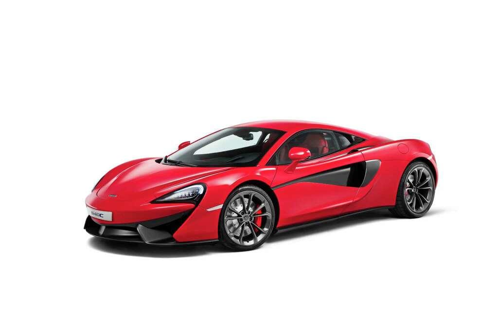 McLaren Luxury Sports Cars To Zoom Into Houston Houston Chronicle - Sports cars mclaren