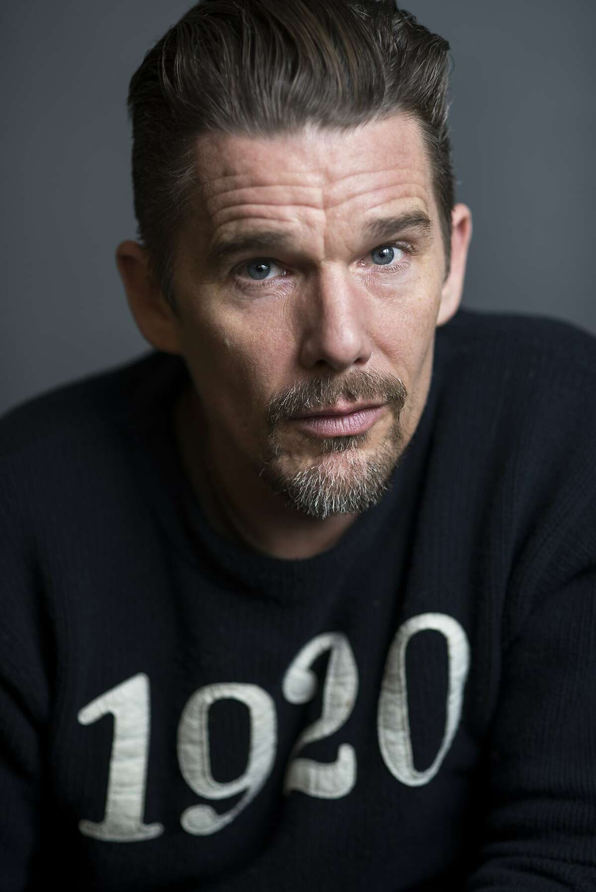 Actor and writer Ethan Hawke was born in Austin, Texas.