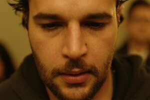 Christopher Abbott expands as reluctant caretaker 'James White' - Photo