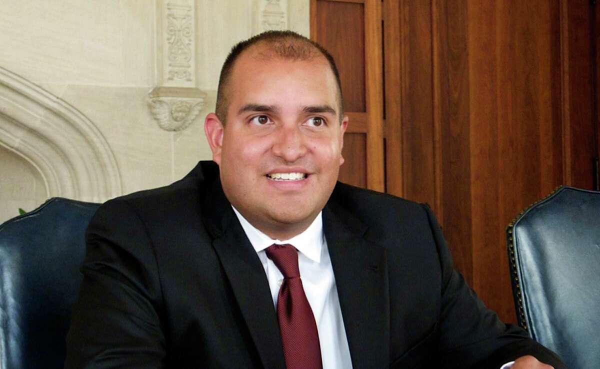 Republican state Rep. Rick Galindo beat then-incumbent Phil Cortez for the District 117 seat in 2014.