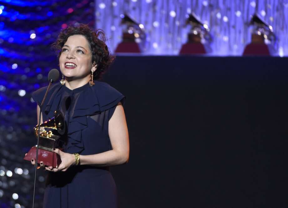 Natalia Lafourcade. Photo: Chris Pizzello, Associated Press