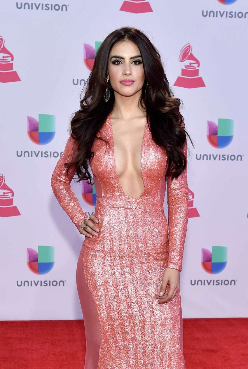 LAS VEGAS, NV - NOVEMBER 19: Actress Jessica Cediel attends the 16th Latin GRAMMY Awards at the MGM Grand Garden Arena on November 19, 2015 in Las Vegas, Nevada. (Photo by John Parra/WireImage)