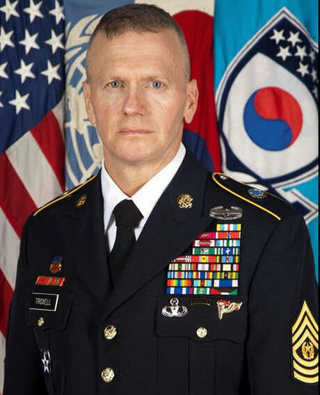 Army Command Sgt. Major John Troxell was picked as the Senior Enlisted Advisor to Marine Gen. Joseph Dunford, the Chairman of the Joint Chiefs of Staff.