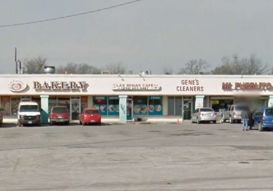 Las Minas Cafe: 3811 Blanco Road
