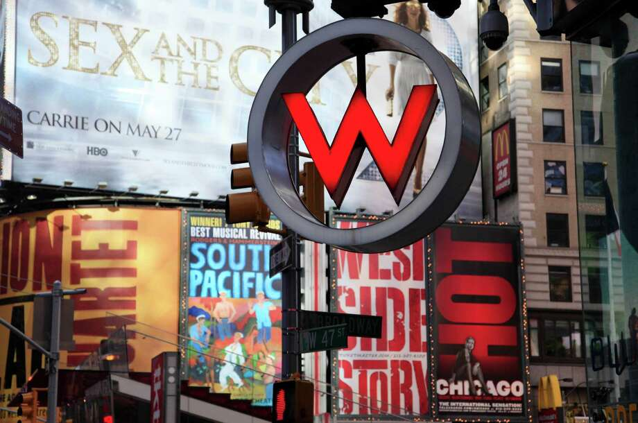 Stamford's Starwood said Friday that restaurants and gift shops at more than 50 of its hotels in North America suffered payment card breaches, with the list of venues including W New York - Times Square in Manhattan. Photo: AP Photo /Mark Lennihan, File / AP