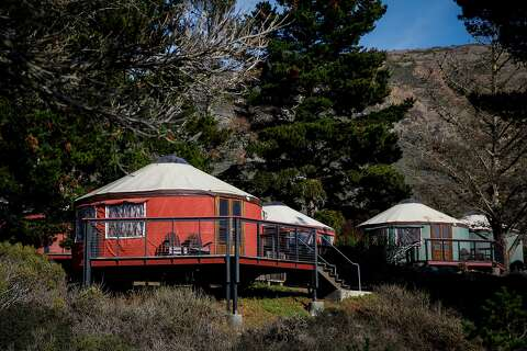 Monterey County's most unusual accommodations - SFGate