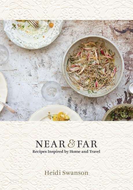 """Near & Far: Recipes Inspired by Home and Travel"" retails for $29.99 and is available at bookstores everywhere. For more info: www.heidiswanson.com Photo: Ten Speed Press"