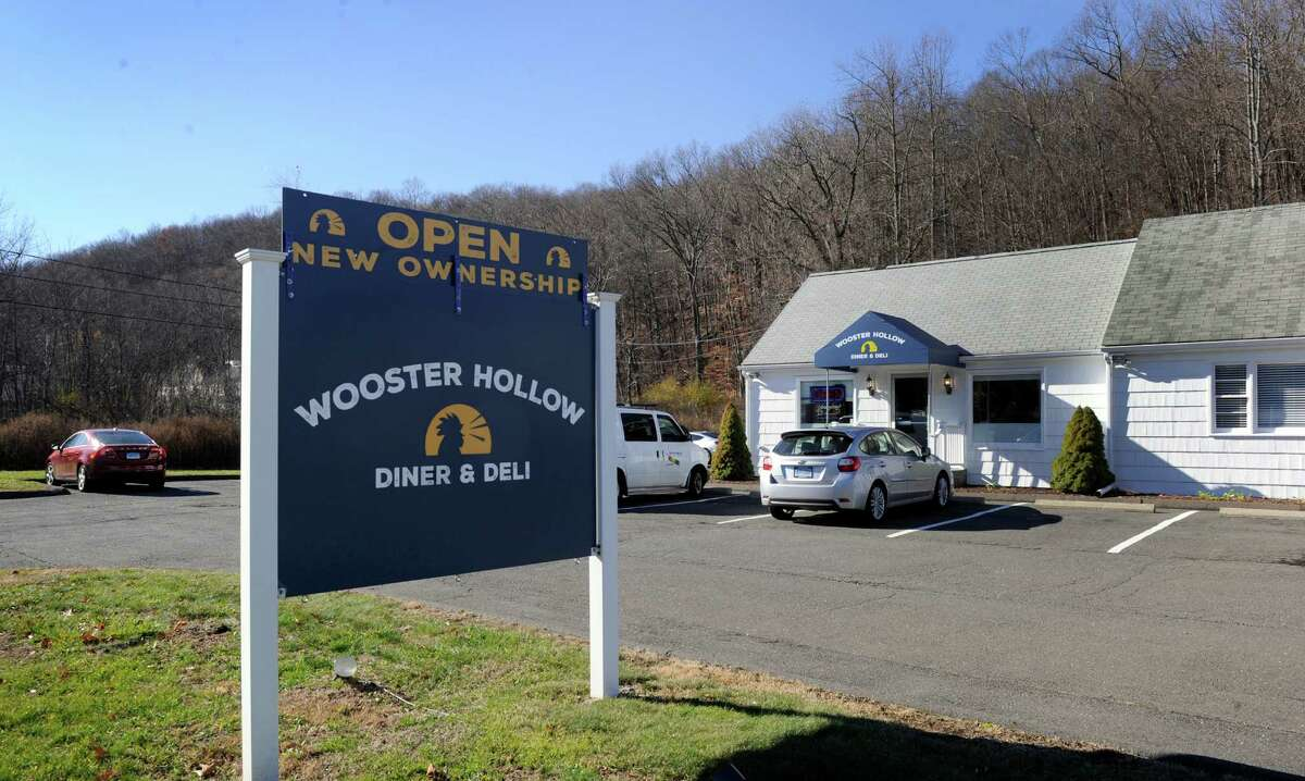 Wooster Hollow Diner is located at 659 Danbury Rd. in Ridgefield, Conn. Photo Friday, Nov. 20, 2015.