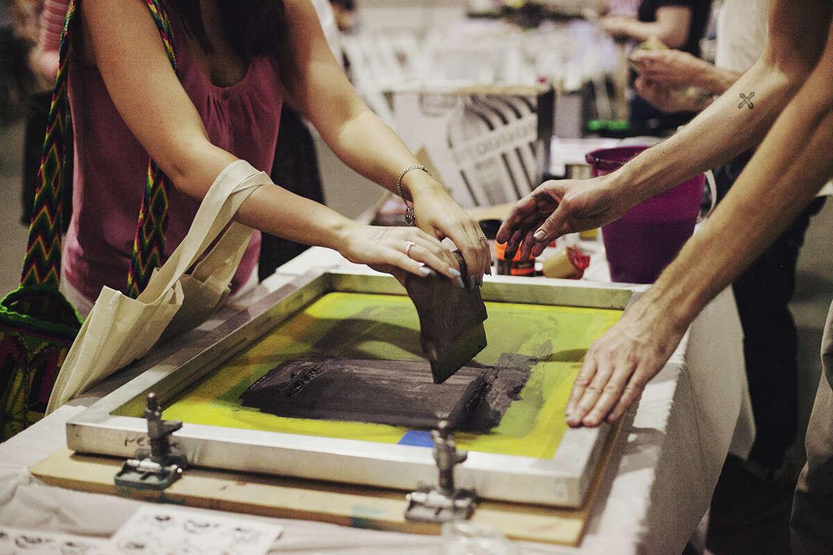 Pop Shop Houston Festival offers plenty of DIY learning sessions.