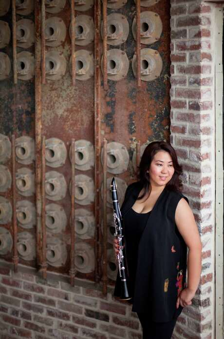 """Clarinetist Maiko Sasaki will perform when the River Oaks Chamber Orchestra plays Olivier Messiaen's expansive """"Quartet for the End of Time."""" Photo: Courtesy Of  Maiko Sasaki"""