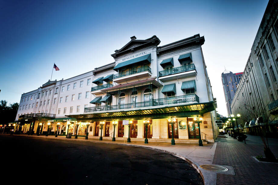 The Menger is located across from the Alamo and a block from San Antonio's famed River Walk.  CLICK HERE TO BOOK! Photo: Photos Courtesy Of The Menger Hotel.