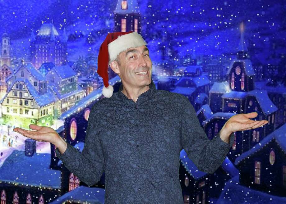 The former Yellow Wiggle, Greg Page, has a new Christmas album out this year. Photo: Vanessa Page