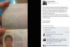 Facebook user now says X-rated name was hoax - Photo