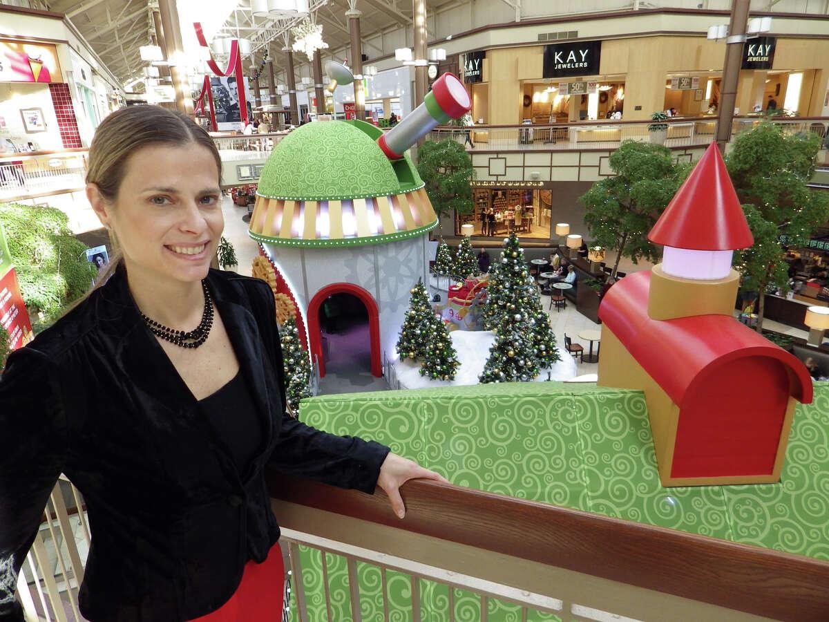 Melissa Eigen, senior marketing manager at Danbury Fair.