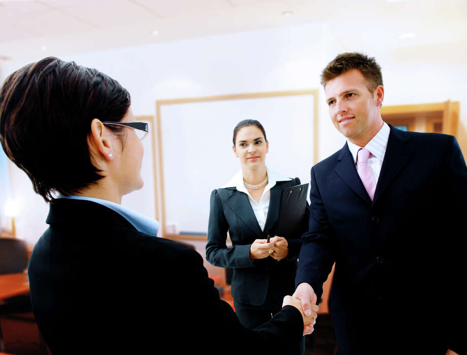 Companies value veterans for their leadership and teamwork experience. / iStockphoto