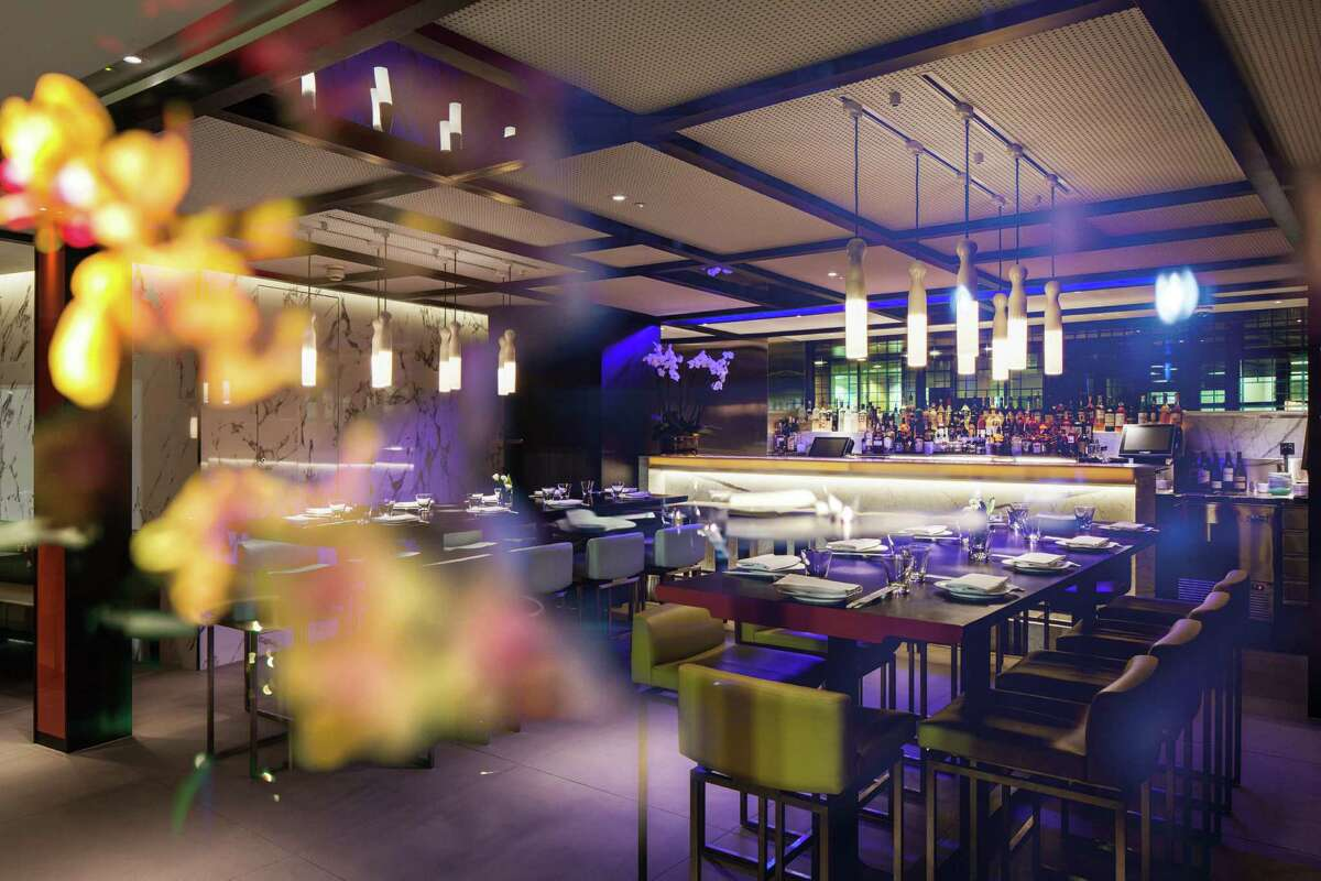 Hakkasan Group plans to launch Yauatcha, a modern Chinese dim sum restaurant and teahouse, in partnership with Simon Property Group at the Galleria. The restaurant, which has earned a Michelin star for its original London location (the brand has two locations in London and four in India). Houstonís Yauatcha is scheduled to open in fourth quarter 2016. This is an interior of a Yauatcha restaurant.
