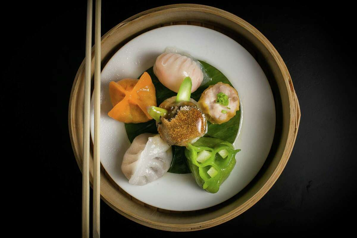 Hakkasan Group plans to launch Yauatcha, a modern Chinese dim sum restaurant and teahouse, in partnership with Simon Property Group at the Galleria. The restaurant, which has earned a Michelin star for its original London location (the brand has two locations in London and four in India). Houstonís Yauatcha is scheduled to open in fourth quarter 2016. This is a supreme dim sum platter.