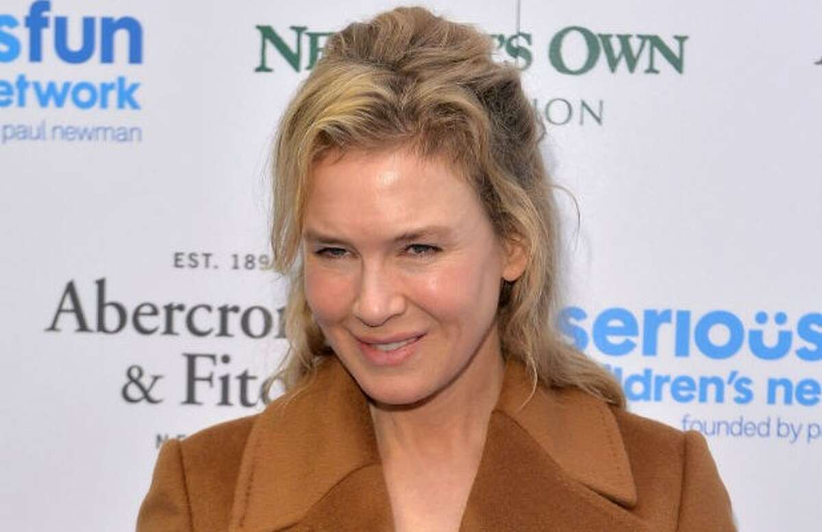 Click ahead to see celebrities such as Renee Zellweger who have lived in or were born in Texas. Zellwger was born in Katy, Texas.