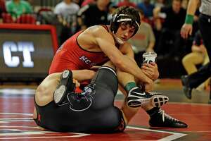 Former Hatter star Jack the top-ranked wrestler in the country at 141 pounds - Photo