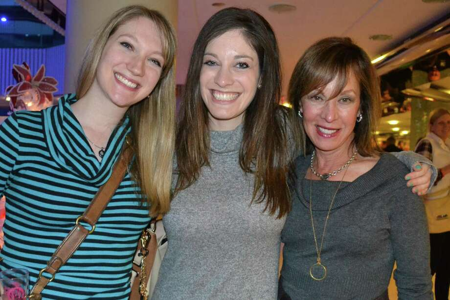 Danbury's annual Festival of Trees and beer tasting to benefit Ann's Place was held at the Matrix Center on November 20, 2015. Were you SEEN? Photo: Amanda Brown