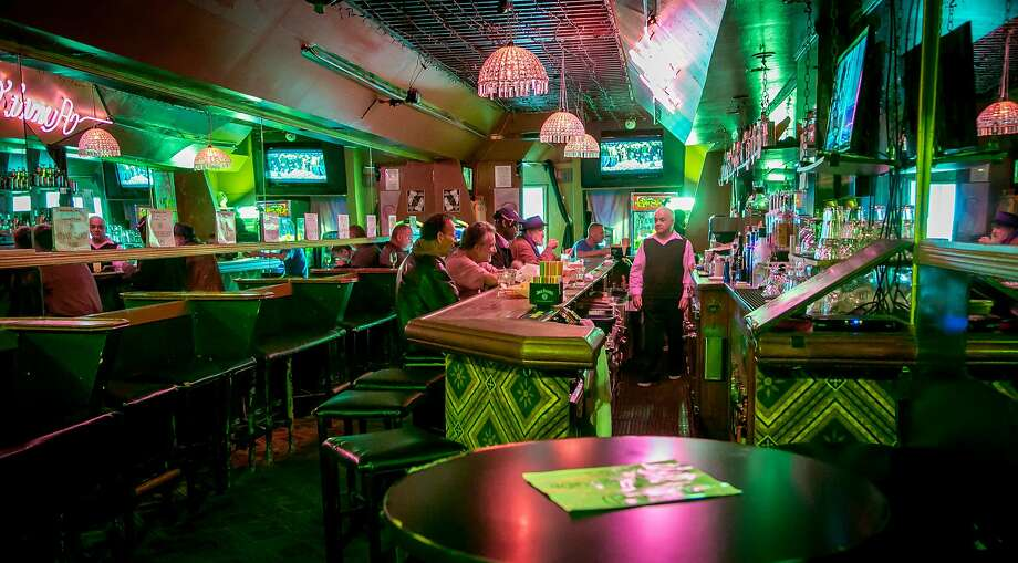 Aunt Charlie's bar in San Francisco. Photo: John Storey, Special To The Chronicle