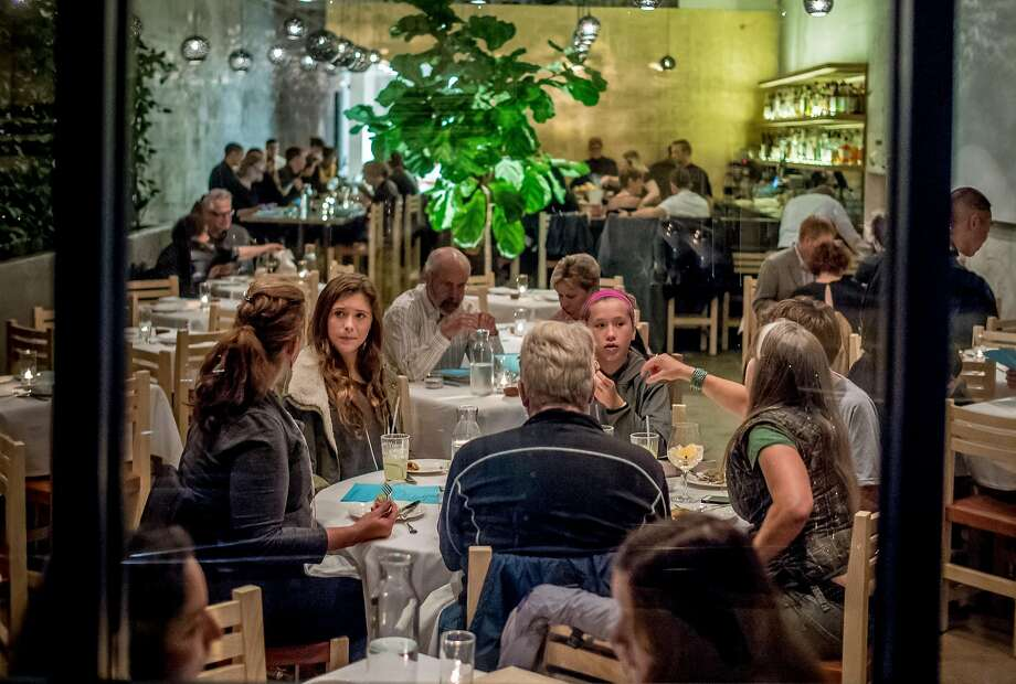 Cala in Hayes Valley is Michael Bauer's top newcomer of the year. Photo: John Storey, Special To The Chronicle