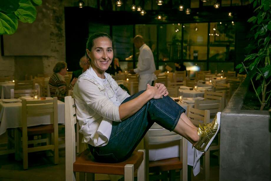 Chef Gabriela Camara of Cala. Photo: John Storey, Special To The Chronicle