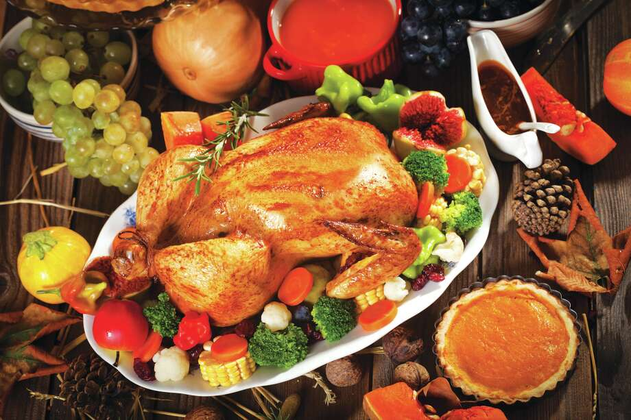 Times Union Tablehopping blogger Steve Barnes compiled a list of area restaurants that are serving holiday-themed menus on Thanksgiving Day — Thursday, Nov. 23 — or meals to go during the hours listed. Click through the slideshow for detailed information on each restaurant's planned holiday fare. / circleps - Fotolia