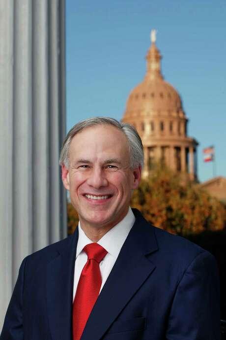 Photo of Governor Greg Abbott. Photo: Courtesy, Eric Draper