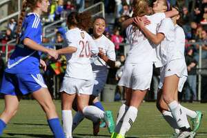 St. Joseph defeats Suffield in Class L girls soccer final - Photo