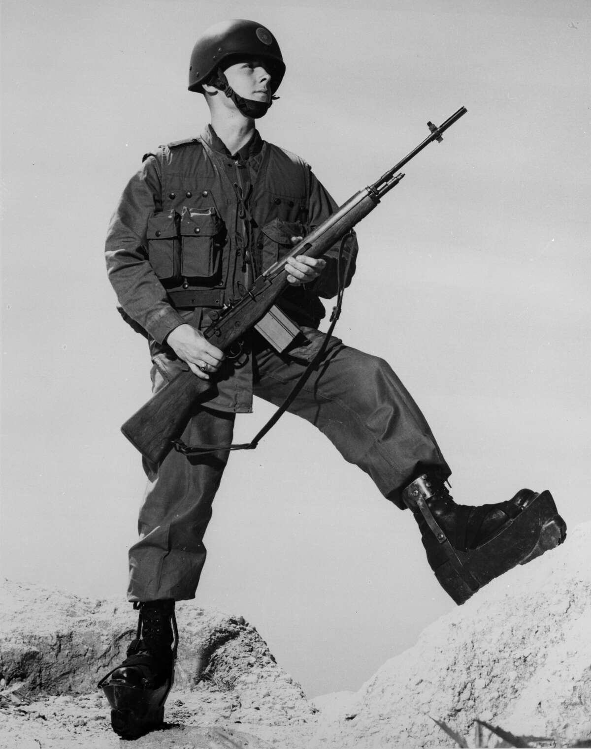 M14 rifle Years active: 1959 - 1964