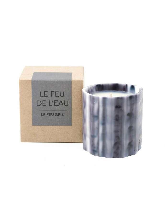 Candles from Le Feu De L'Eau at Aggregate Supply, 806 Valencia St., S.F. (415) 474-3190, www.aggregatesupplysf.com Photo: Scarpa,  Aggregate Supply